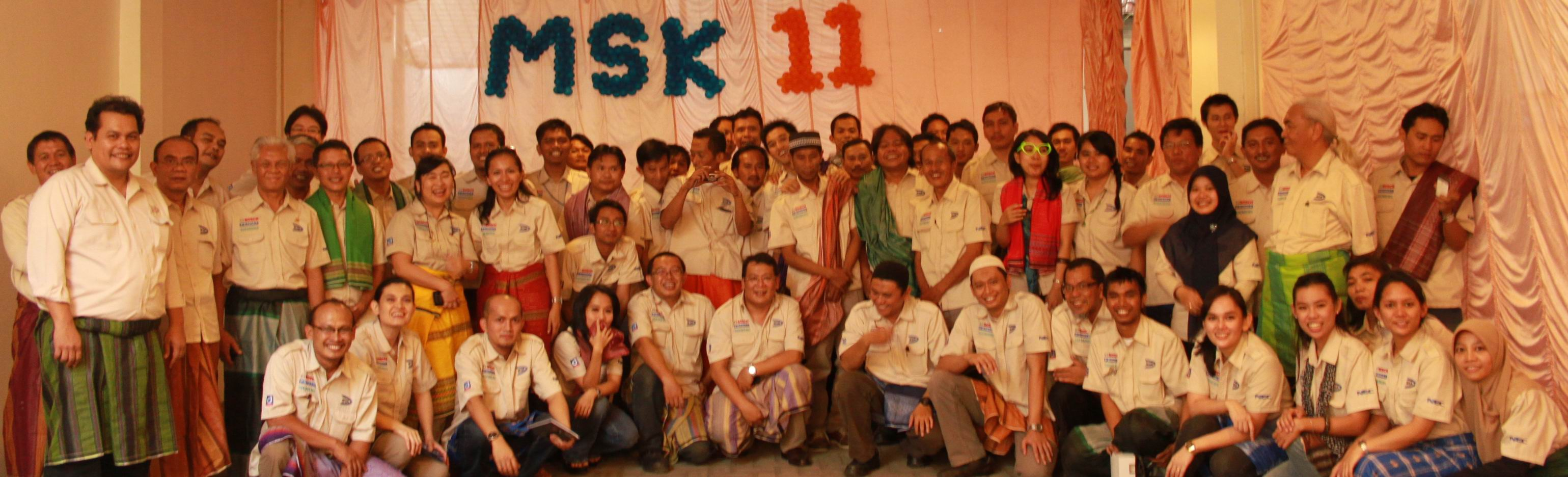MSK 11th Aniversary